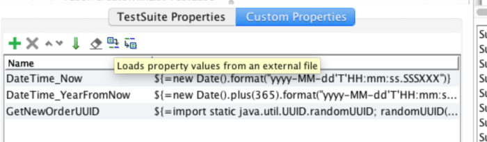 SoapUI: Using Dynamic Properties – Assert This