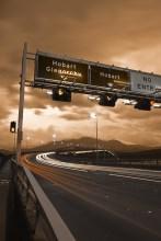 Tasman bridge, Hobart, Tasmania