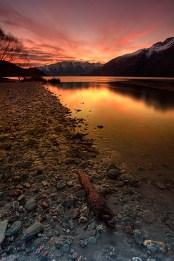 Lake Wakatipu, NZ