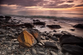 Mayfield Bay Sunrise - Tasmanian East Coast