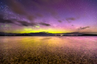 Mortimer Bay Aurora