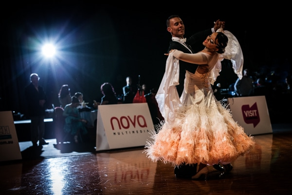 National Capital DanceSport Championships - couples