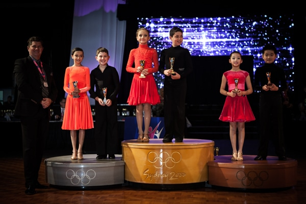National Capital DanceSport Championships - couples