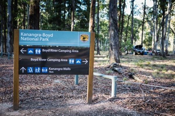 Kanangra-Boyd National Park - Boyd River Campsite