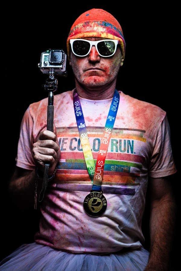 Mandatory Tools for Colour Run