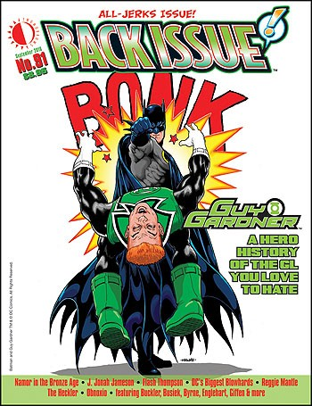 Journalistic Correction Time: I Was Completely Wrong About Guy Gardner