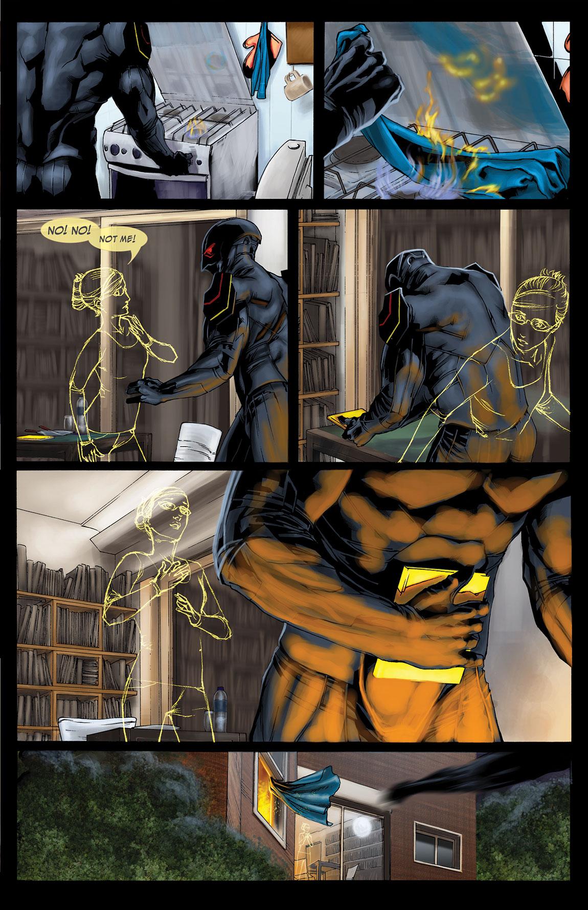 Blackbird steals the Yellow Book -- Indelible, Inc.