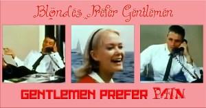 US Navy Blondes Prefer Gentlemen
