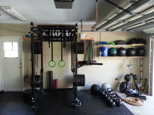 Home gym design ready fitness in home personal training