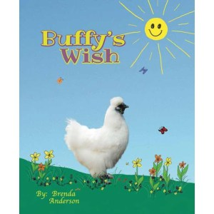 Buffy's Wish 8 x 10 hardcover book