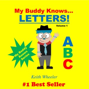 A Great Book to Teach Letters and Numbers