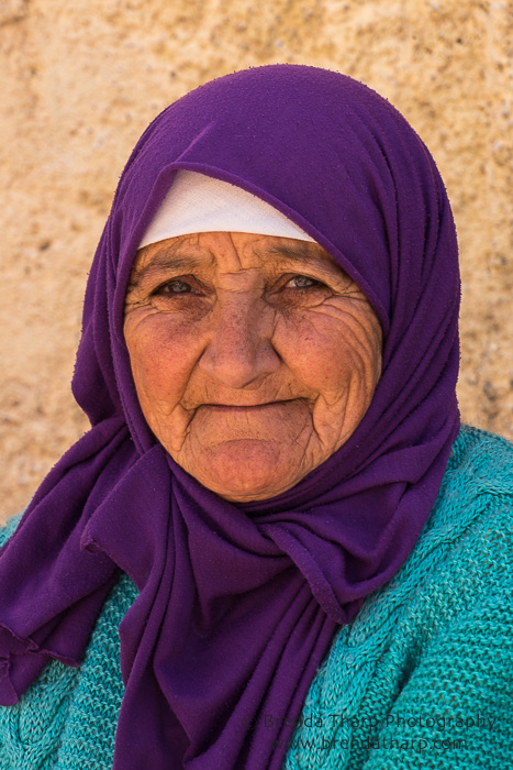 Berber Woman, Morocco_XT12761