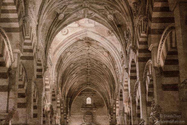 The Mezquita Mosque, Córdoba