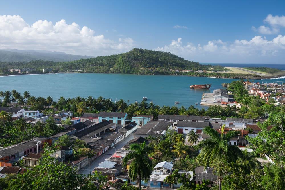 Barracoa, Eastern Cuba