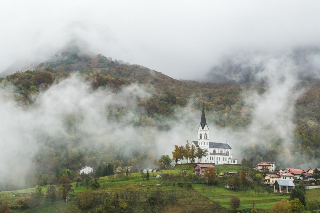 Church of the Sacret Heart.