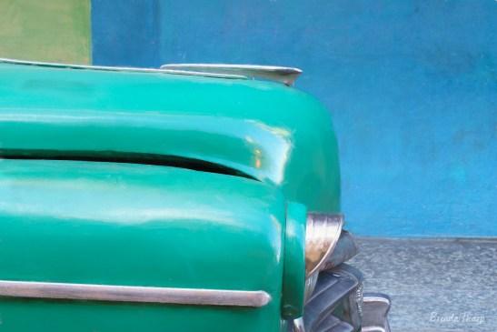 Car Detail, Havana.