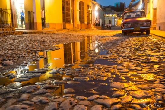 After a Rainshower, Trinidad.