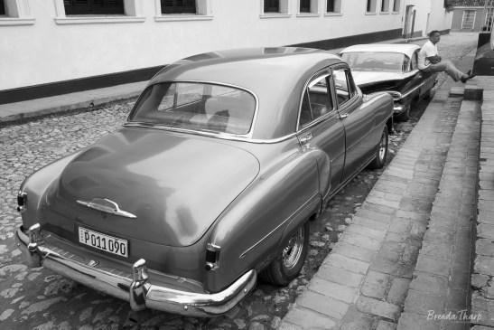 Classic Cars in Trinidad.