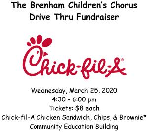 Drive-Thru Chick-ful-A Fundraiser