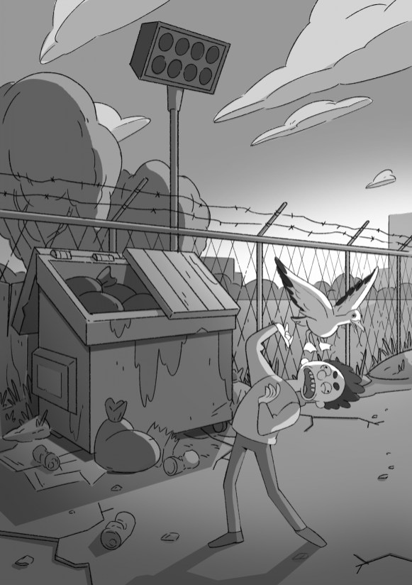 Dumpsterlight