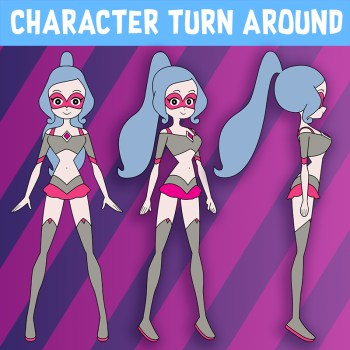 Character Turn Arounds