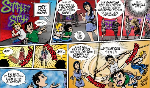 October 21, 2009 cartoon Click to Enlarge