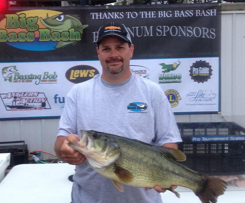 Big Bass Bash was decided by slimmest of margins