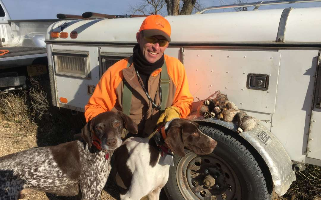 Missouri quail hunters find reason for hope