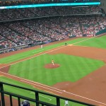 Houston Astros against the Toronto Blue Jays