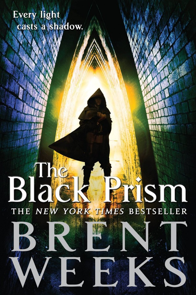 September 11: THE BLACK PRISM is a Kindle Daily Deal
