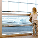 Flying with a toddler and keeping your sanity (it CAN be done)