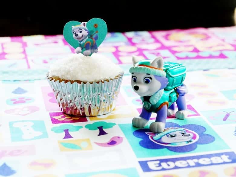 A girly paw patrol party idea! Throw an Everest theme kid's birthday party for the Paw Patrol fan in your life.