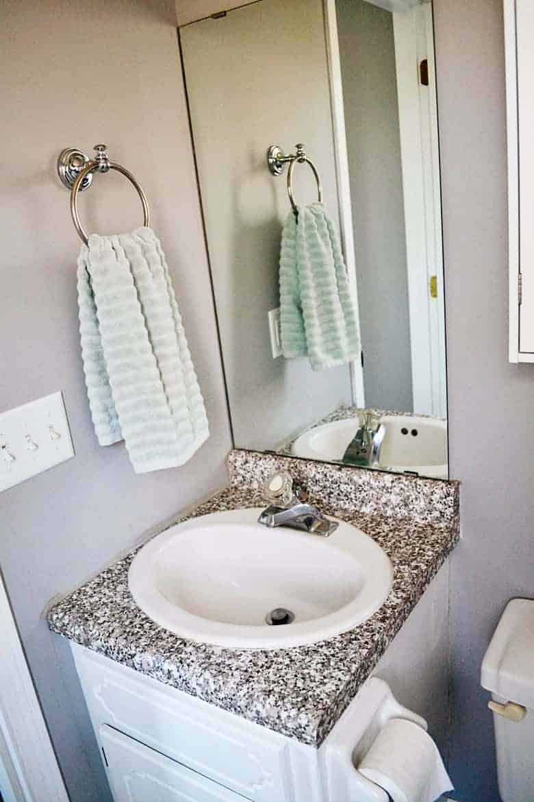 DIY-marble-toilet-tank-tray-supplies-cetaphil-GentleHydration-8