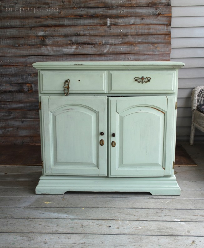 Chalk Painted Buffet