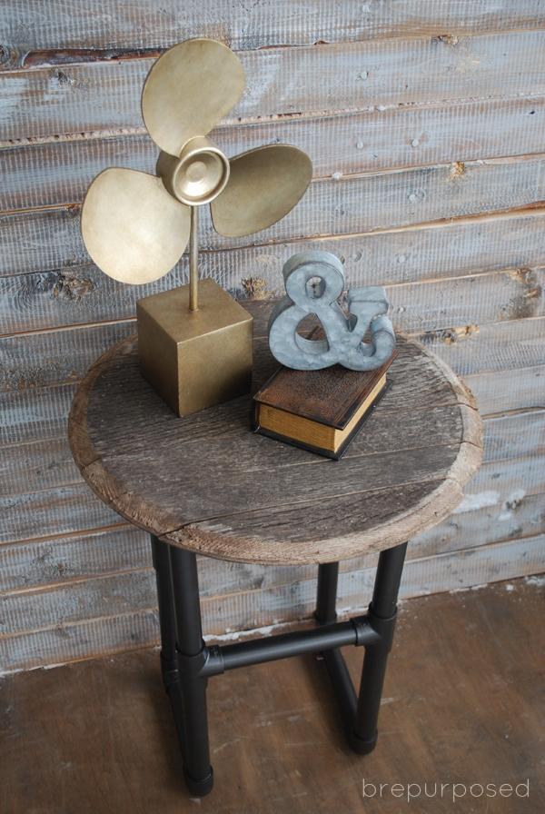 DIY PVC Pipe Table