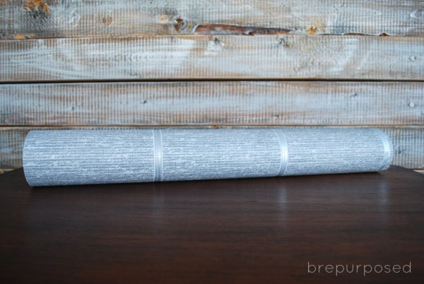 DIY Wallpaper Lined Tray