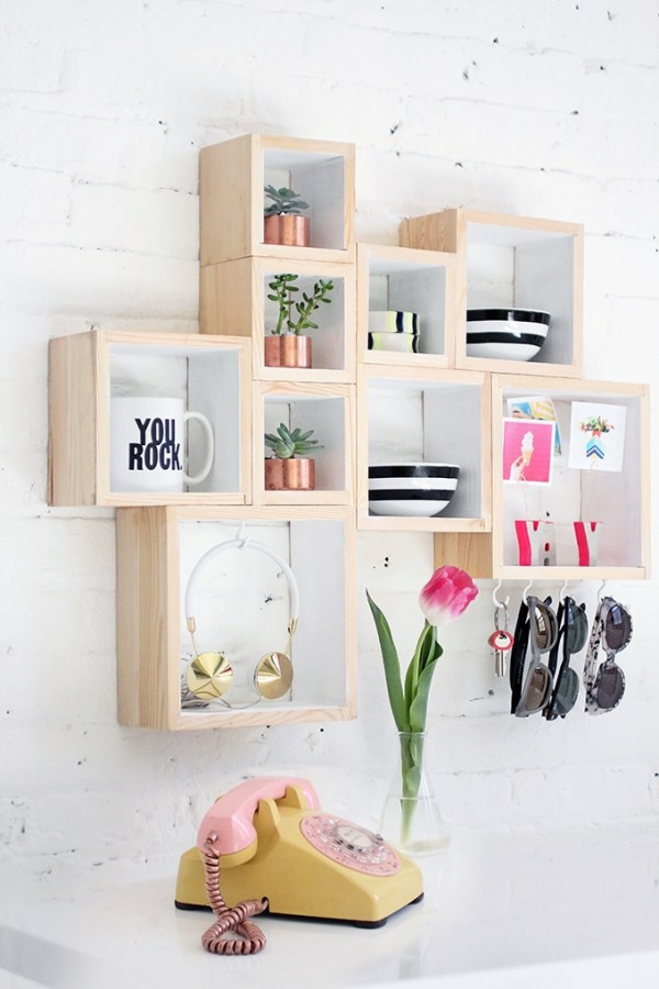 DIY Box Storage