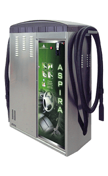 ECO 230-D vacuum cleaner | Brera carwash systems