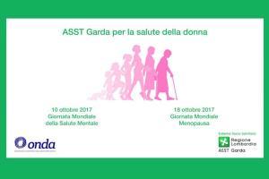 Giornata Mondiale della Salute Mentale e della Menopausa @ Brescia e provincia