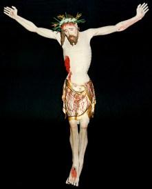 Dom Schwerin, Christus-Figur der Triumphkreuzgruppe