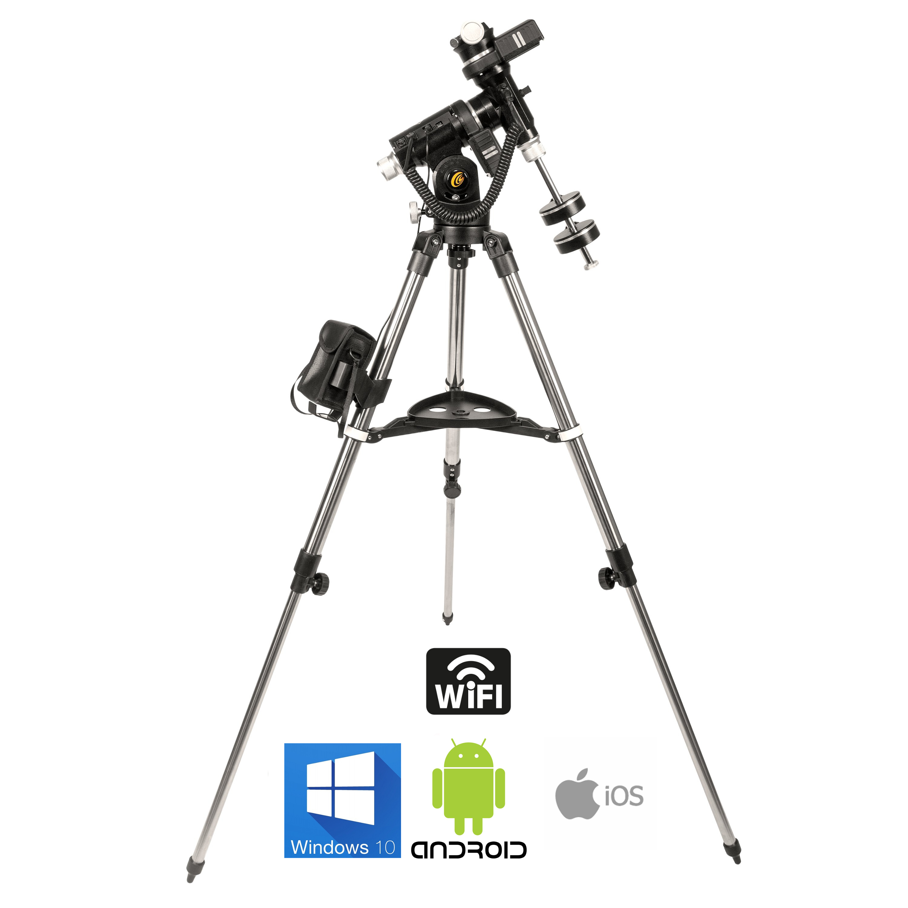 Explore Scientific Iexos 100 Pmc Eight Wifi Goto Mount