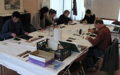 Bénévole – Organisateur d'ateliers traditionnels