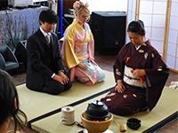 Cérémonie du thé 茶道