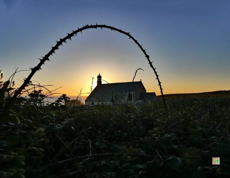 die Chapelle am La Pointe du Van