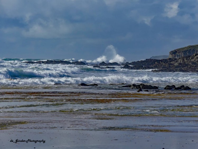 Strand, Wellen