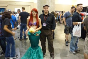 Disney's The Little Mermaid, Ariel cosplay