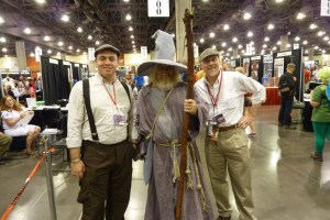 Lord of the Rings, Gandalf Cosplay