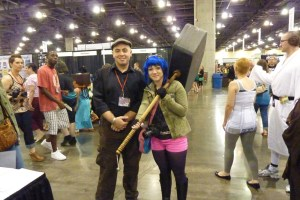 Scott Pilgrim vs. The World Ramona Flowers Cosplay