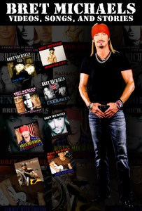 BretMichaels.video Video SOngs and Stories
