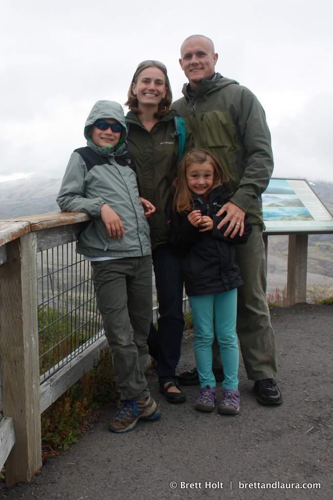 Mount St. Helens (kind of foggy)